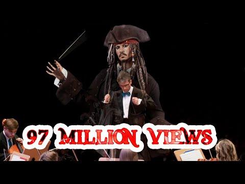 Pirates of the Caribbean Medley पाइरेट्स ऑफ द कैरेबियन パイレーツ・オブ・カリビアン POTC, Symphony Orchestra