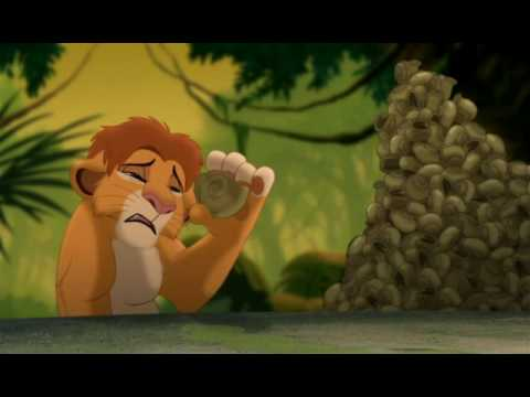 Snail Slurping - The Lion King 3 (English)