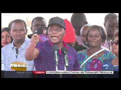 Mirindimo ya Wiki: Viongozi wa jamii ya Waluhya wakiongozwa na Francis Atwoli