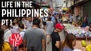 Video Life in the Philippines pt 1 | A Foreigner's Perspective MP3, 3GP, MP4, WEBM, AVI, FLV Juni 2019