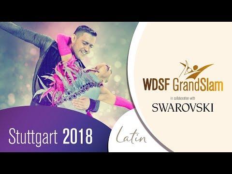 Ankerstein - Georgiana, GER | 2018 GS LAT Stuttgart | R5 R | DanceSport Total