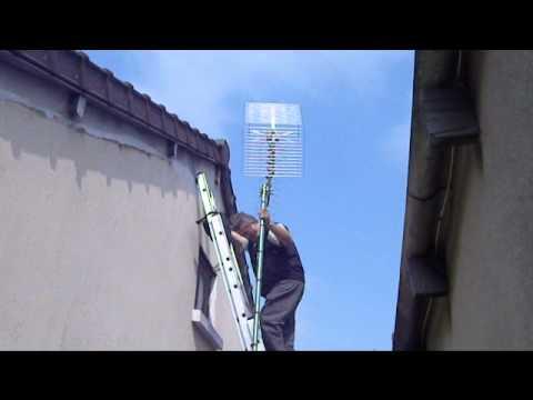comment regler l'antenne pour la tnt