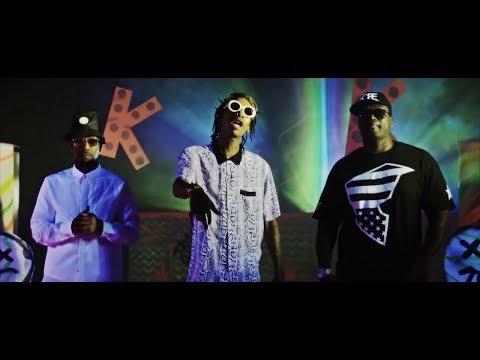 Wiz Khalifa - KK ft. Project Pat & Juicy J (Lyrics)