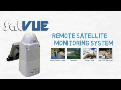 SatVUE Remote Satellite Monitoring System