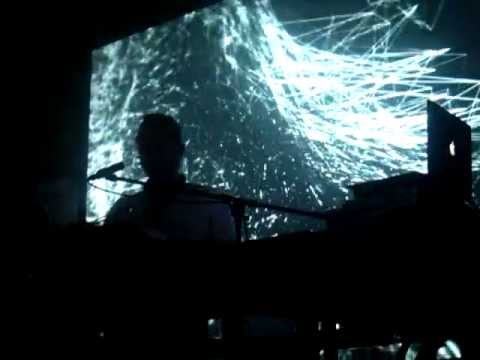 Godrich - Thom Yorke & Nigel Godrich showcasing Atoms For Peace's last release 