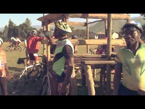 International Mountain Bike Race:Race to Matema 2013