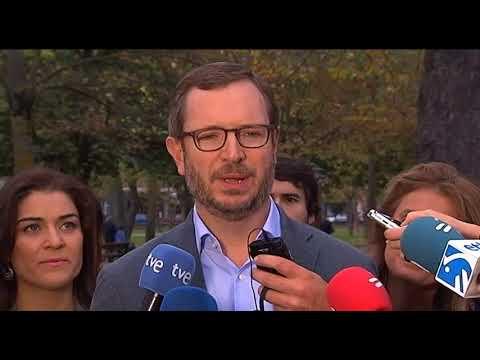 """Maroto: """"Las medidas adoptadas son rápidas, hechas desde la unidad y habrá urnas de verdad"""""""