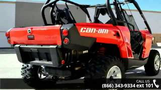 8. 2016 Can-Am Commander DPS 1000  - RideNow Powersports Peo...