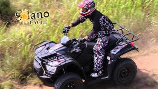 7. KYMCO ATV and UXV Commercial with 2014 NHRA Gatornational giveaway tickets