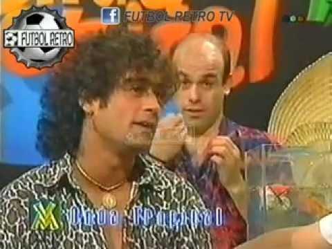 Potro Rodrigo camara complice VideoMatch 1998 FUTBOL RETRO TV