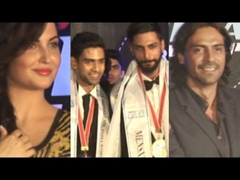 Elli Avram & Arjun Rampal Dazzle At Provogue XP Mr