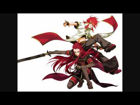 Tales of the Abyss OST - Flow when being dammed up