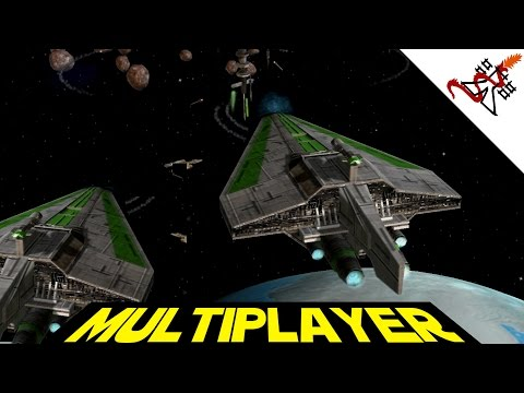 Star Wars: Empire At War - 2 Humans vs 3 Hard AIs | Multiplayer Gameplay