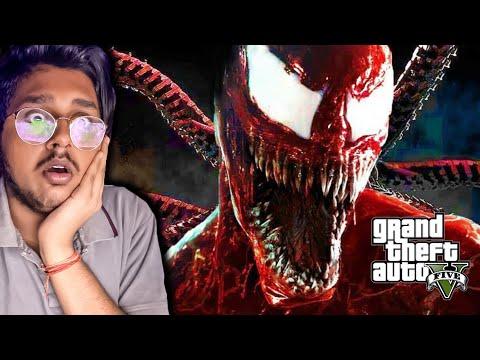 GTA 5 : I FOUND MONSTER CARNAGE IN GTA V   GTA V GAMEPLAY