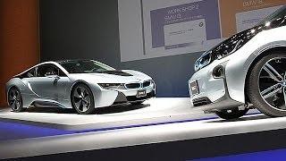 BMW初のEV「i3」、来年4月に発売=夏にはスポーツカータイプのPHV「i8」も