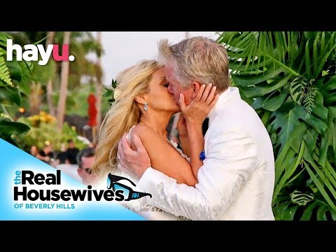 Camille Grammer Meyer Gets Married! | Season 9 | Real Housewives Of Beverly Hills