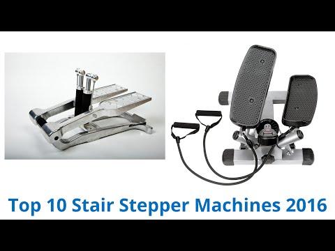 10 Best Stair Stepper Machines 2016