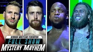 Nonton Full Show     Gwf Mystery Mayhem  English Commentary  June 3rd  2017 Film Subtitle Indonesia Streaming Movie Download