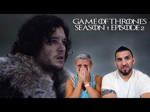 Game of Thrones Season 1 Episode 2 'The Kingsroad' REACTION!!