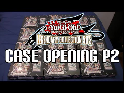collection - Hope you all enjoyed the video let's see if we can get 400 LIKES! Remember to Subscribe for more Yu-Gi-Oh! Videos! Here is Part 2 of my Yugioh Legendary Collection 5D's Case Opening. I will...