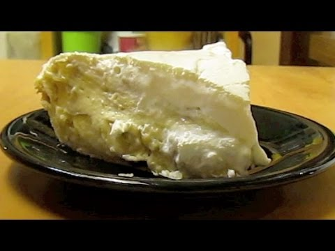 Banana Cream Pie With Michael's Home Cooking