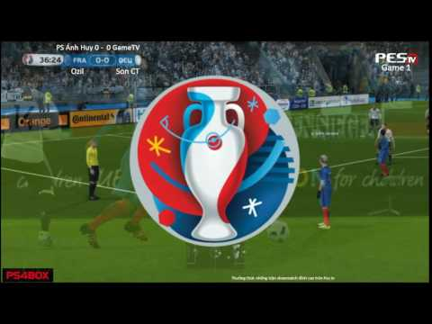 [PES 2016] PS Ánh Huy vs GameTV | War Team | 25/6/2016