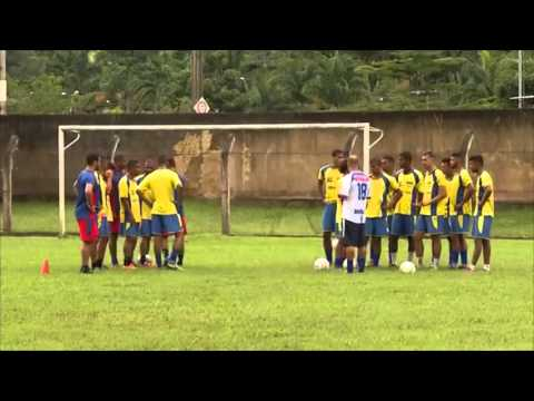 Pré temporada 2008 do Angra E.C - Pedra Dourada(MG)