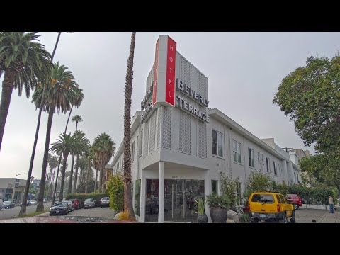 Beverly Terrace Hotel  - Los Angeles, Beverly Hills HD