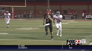 WATCH -  Claremore WR works past grief towards college football dream
