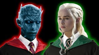 What if Game of Thrones Characters went to Hogwarts? What houses would they be in? Are all Starks Gryffindors? Is Daenerys a ...