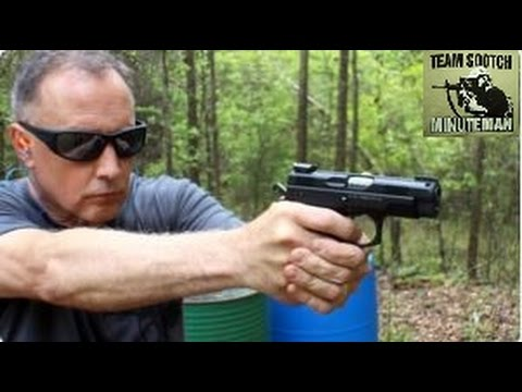 CZ-75 Sight Installation : Truglo TFX