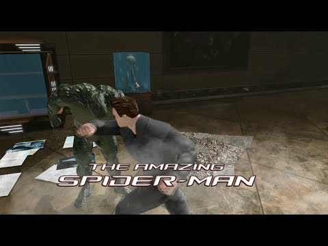 [DCUO] : The Amazing Spider-Man - Spider-Man vs The Lizard (School Third Encounter)