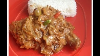 Chicken Yassa - Yassa Poulet Recette Senegalaise