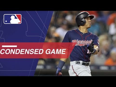 Condensed Game: MIN@DET - 6/12/18