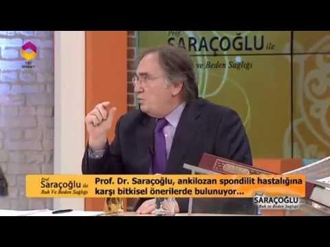 Ankilozan Spondilit Rahatsızlığı Olanlara Kür - DİYANET TV