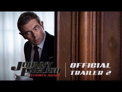 Johnny English: de nuevo en acción - Official Trailer #2 [HD]?>