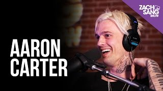For More Interviews, Subscribe ▻▻ http://bit.ly/29PqCNm Aaron Carter stopped by the studio to talk about the time Ricky Martin mooned him, what it's like to be ...