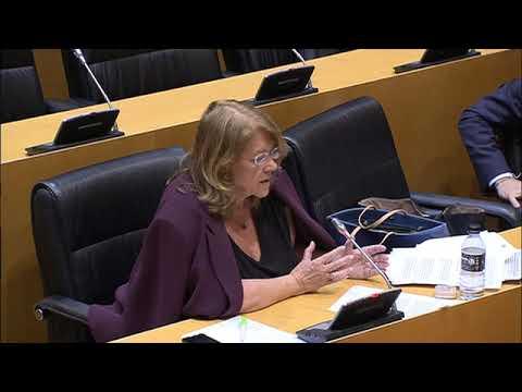 Elvira Rodríguez insta al Gobierno a no jugar con los ERTES para hacer chantaje político.