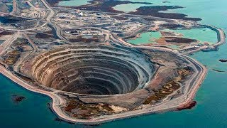 Video BIGGEST Holes Ever Made By Humans! MP3, 3GP, MP4, WEBM, AVI, FLV Desember 2018