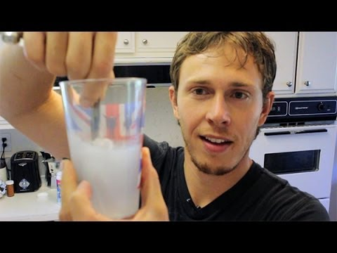 Natural Calm Magnesium Citrate Powder - Anti-Stress Drink - Review