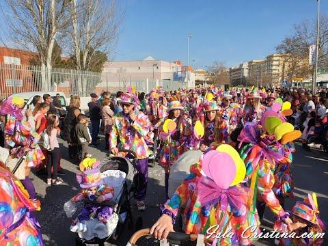 Cabalgata Infantil de Disfraces Isla Cristina 2020