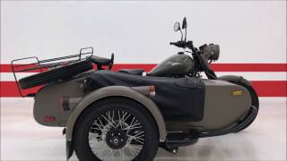 4. 2015 Ural M70 LOW miles. Very cool bike!