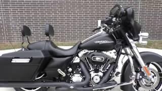 8. 623626   2013 Harley Davidson Street Glide   FLHX