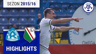 Video Ruch Chorzów - Legia Warszawa 1:4 [skrót] sezon 2015/16 kolejka 09 MP3, 3GP, MP4, WEBM, AVI, FLV Juni 2018