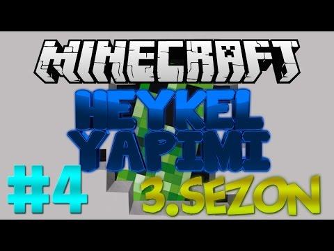 MineCraft - Heykel Yapımı (3.Sezon) [Bölüm-4] - The Flash