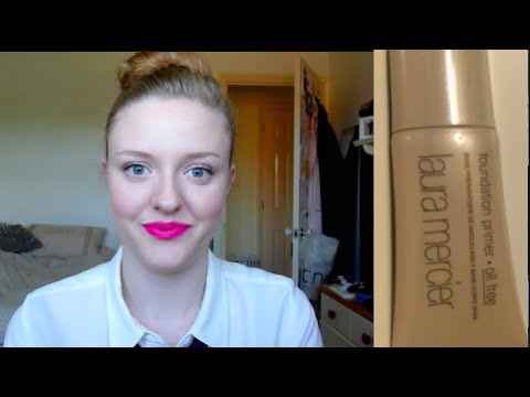 First Impression Friday ♡ Laura Mercier Foundation Primer (Oil Free)