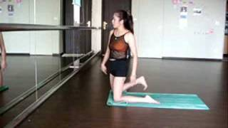 妍姿經絡瑜珈lisa老師瘦副乳、瘦手臂、美肩運動法
