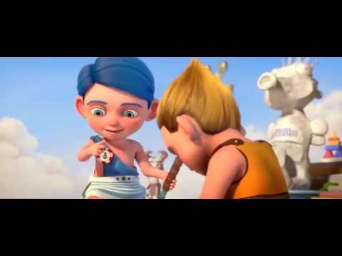 """Apocalyptos"" Funny Cartoon,Mini-Movie, HD"