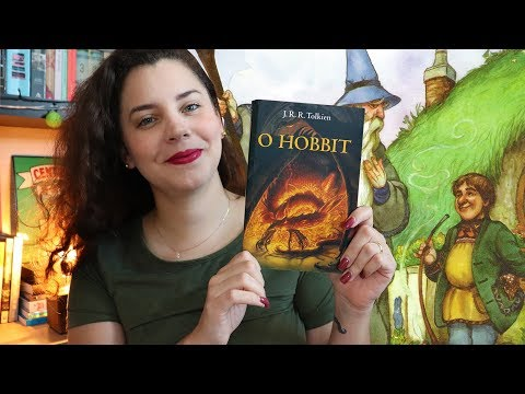 O HOBBIT, de J. R. R. Tolkien (com spoilers) PROJETO DE LEITURA | BOOK ADDICT