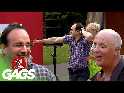 Best of Dancing Pranks   Just For Laughs Compilation
